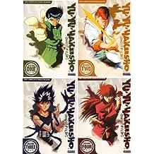 Yu Yu Hakusho: Ghost Files, Seasons 1-4