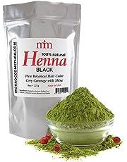 Morrocco Method Black Henna Hair Dye