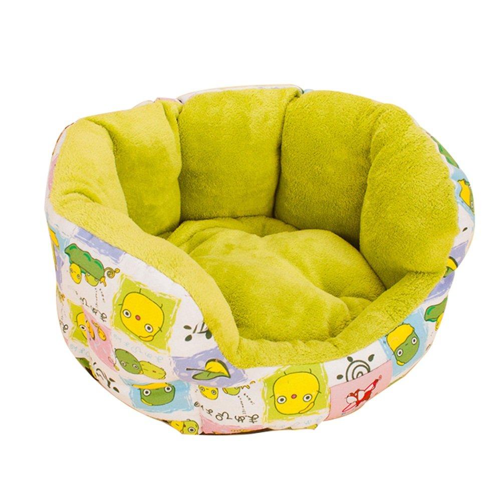 L Pet nest Global- Kennel Sofa Bed Pet Bed Pet Cushion Pet Cat Nest Dog Bed Strong Resistance To Bite (Size   L)
