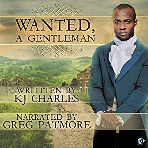 Wanted, a Gentleman Audiobook