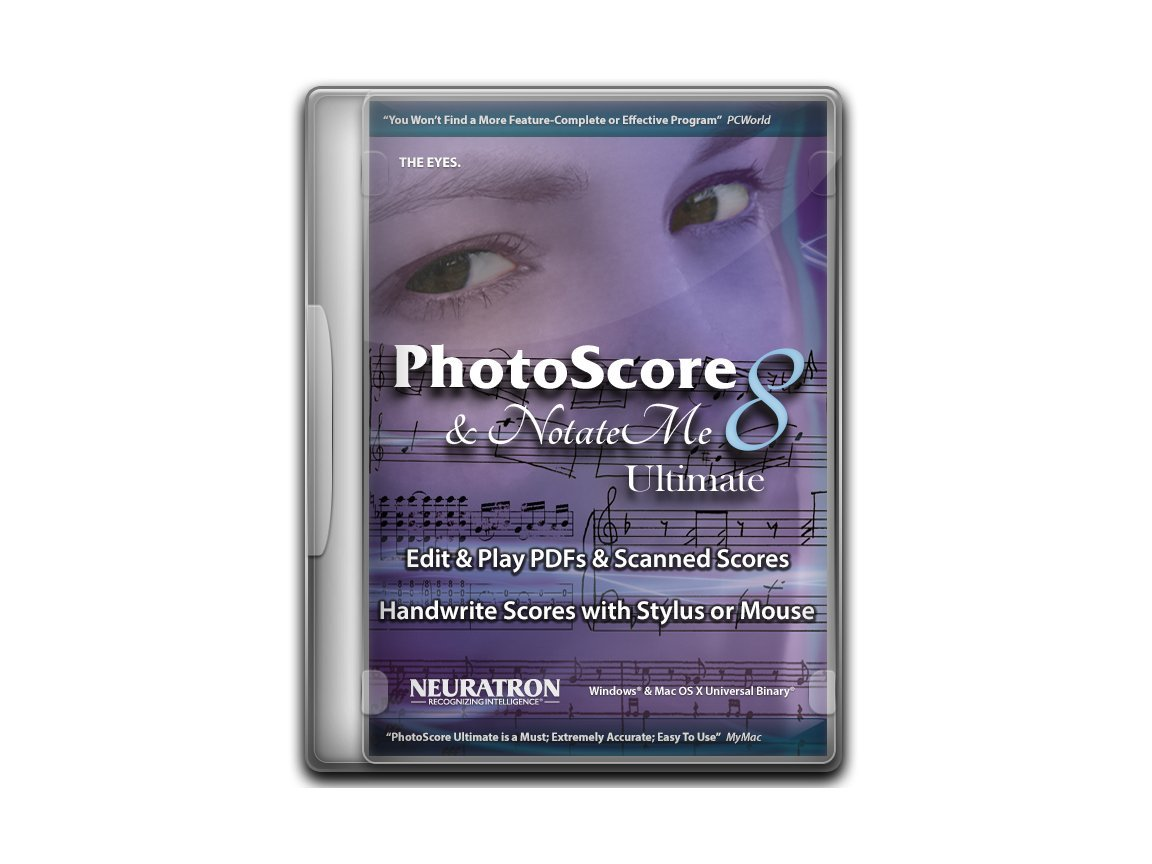 Neuratron PhotoScore Ultimate 8