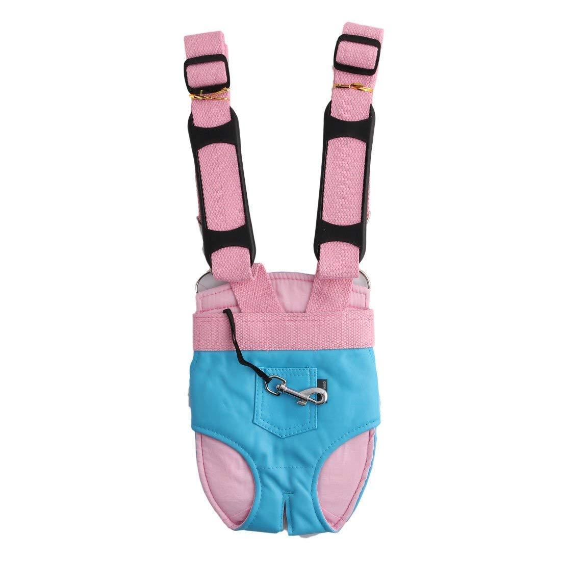 1Pc S, Black   Pet Dog Cat Front Backpack Travel Single Shoulder Carrier Bag with Pocket