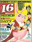 16 Magazine May 1969 Jim Morrison Cowsills Dark