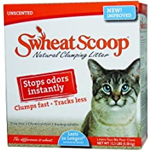 Swheat Scoop Multi Cat Litter, 12.3-Pound Box by Swheat Scoop
