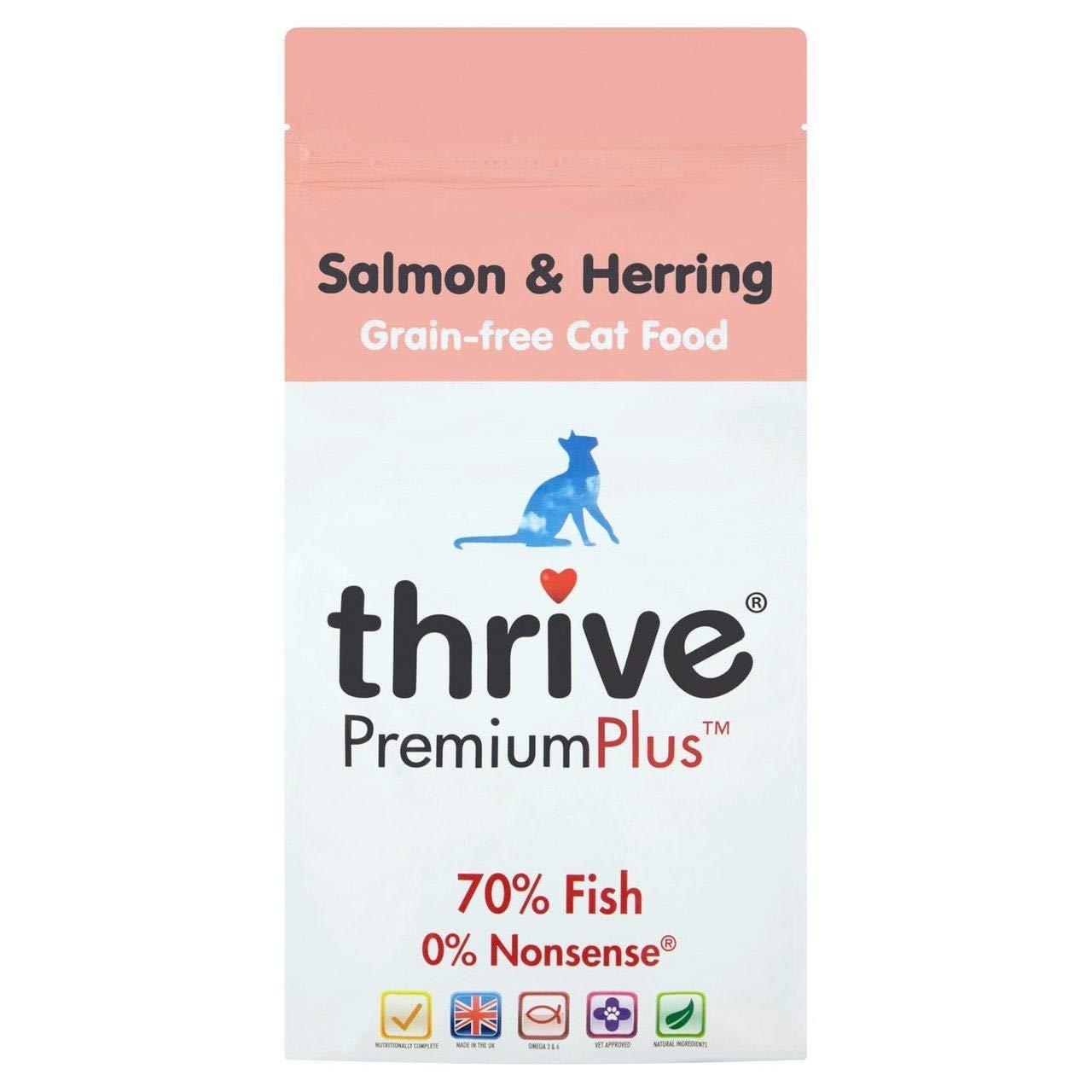 Thrive Premium Plus Salmon & Herring 1.5kg