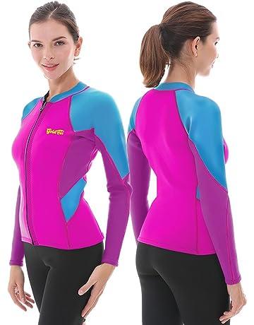 Goldfin Women s Wetsuit Top efc949c41