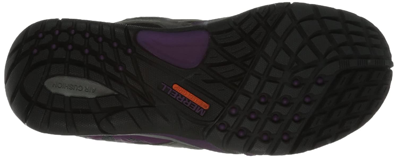 Merrell Women's Azura Waterproof Hiking Shoe B00D1P9XJ0 9.5 W US|Castle Rock/Purple