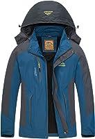 Diamond Candy men Sportswear Hooded Softshell Outdoor Raincoat Waterproof Jacket