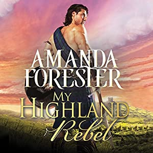 My Highland Rebel Audiobook