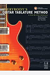 Everybody's Guitar Tablature Method Spiral-bound