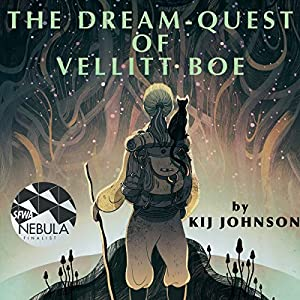 The Dream-Quest of Vellitt Boe Audiobook