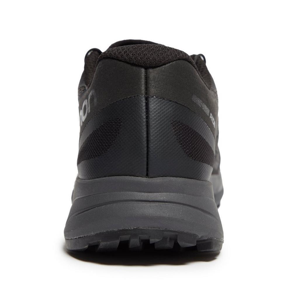 Salomon Sense Ride Running Shoe - Men's B078SZNB3D 12 D(M) US Black/Black/Magnet