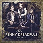 The Penny Dreadfuls: Volume 1: Guy Fawkes; Revolution; Hereward the Wake | David Reed,Humphrey Ker,Thom Tuck