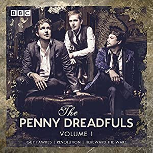 The Penny Dreadfuls: Volume 1 Radio/TV Program