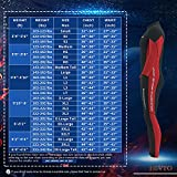 Hevto Wetsuits Men Guardian 3mm Neoprene Adult Long