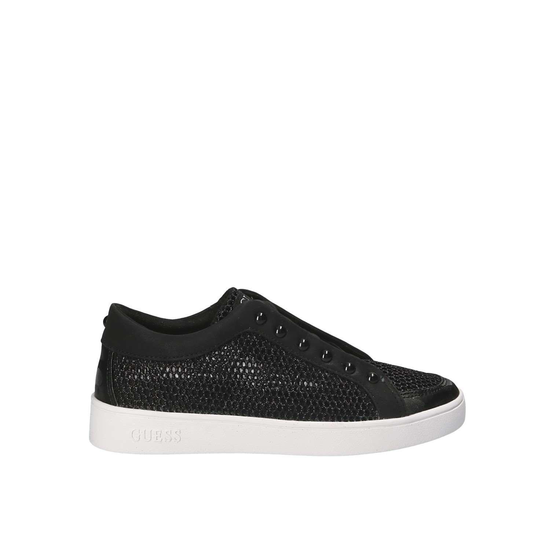 GUESS FLIEA1FAM12 Sneakers Mujer 38 EU|Negro En línea Obtenga la mejor oferta barata de descuento más grande