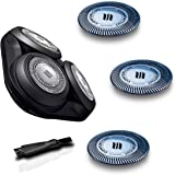SH30 Replacement Head for Philips Norelco Series 3000, 2000, 1000 and S738 Electric Shavers (Made in Netherlands)(NEW)