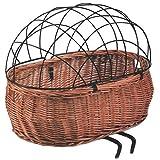 Basil Pluto Animal Basket - Brown, X-Large