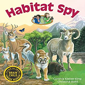 Habitat Spy Audiobook