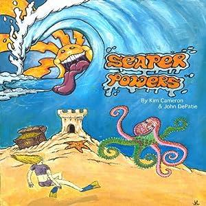 Seaper Powers: In Search of Bleu Jay's Treasure Audiobook