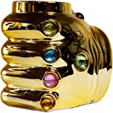 Marvel Avengers Thanos Infinity Gauntlet Ceramic Coffee Mug| 20 Oz