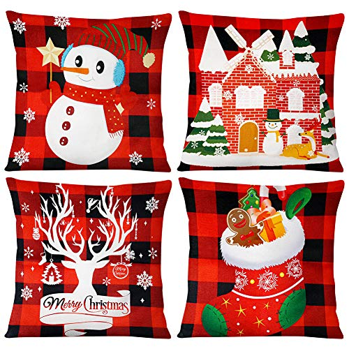 Christmas Pillow Cover Set!