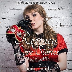 Regency Love Stories Audiobook