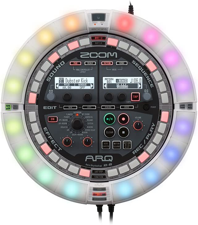 Zoom ARQ (ar-48)/IF Sequencer with Wireless: Amazon.de: Musical Instruments