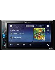 Pioneer Car Multimedia Autoradio USB/Bluetooth 4 x 50 w Noir