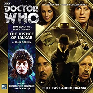 Doctor Who - The Justice of Jalxar Audiobook