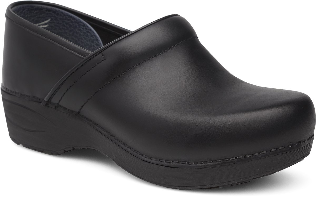 Dansko Women's Xp 2.0 Clog B078HHVVSY 41 M EU|Black Pull Up