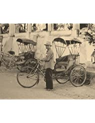 Burmese Pedicabs
