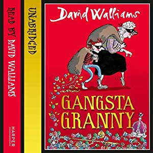 Gangsta Granny Audiobook
