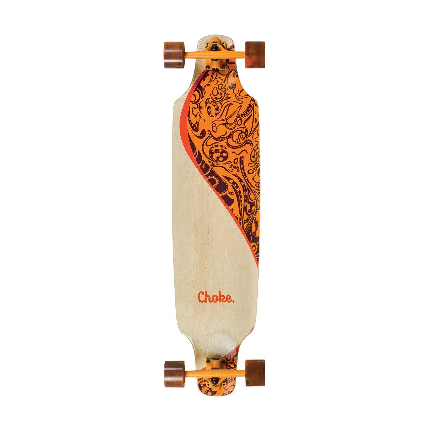Choke Longboard Swing II Elite Topmount 96cm 600397 B015Z5X3LM Skateboards Guter Markt