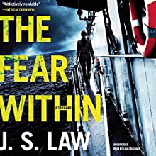 The Fear Within Audiobook by J. S. Law Narrated by Lisa Coleman