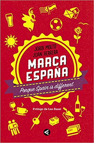 Marca España: Porque Spain is different Punto de mira: Amazon.es: Moltó, Jordi: Libros