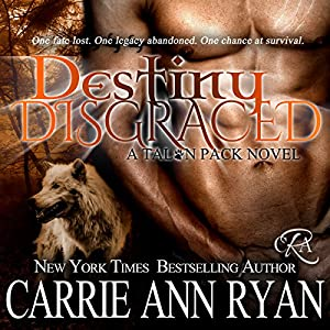 Destiny Disgraced Audiobook