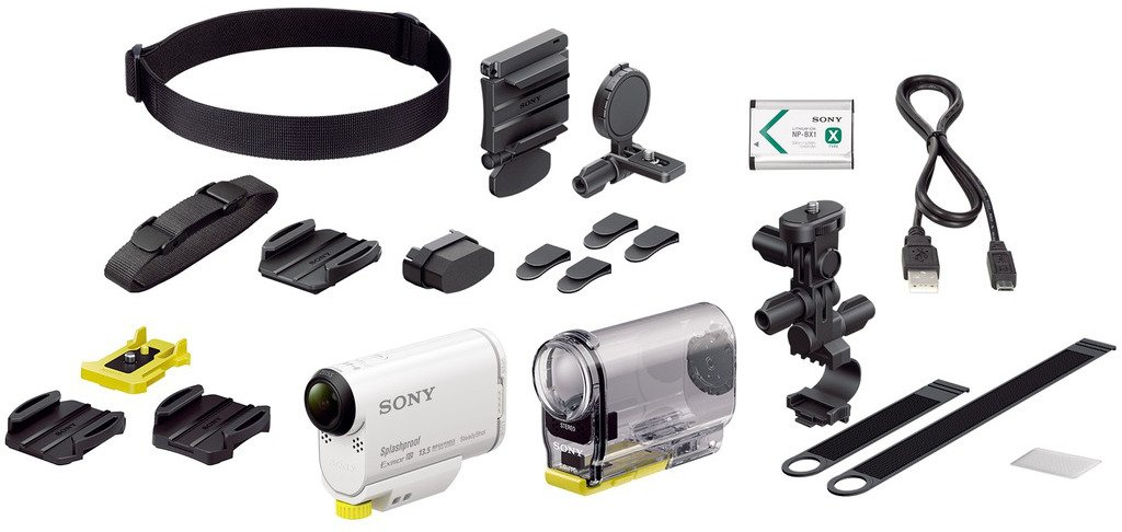 Sony HDR-AS100VB Camcorder Driver for Windows Mac
