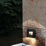 INHDBOX Waterproof Corner/Deck/Recessed Step