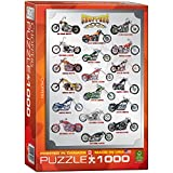 Eurographics Choppers 1000-Piece Puzzle