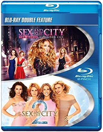 Blue ray sex and the city