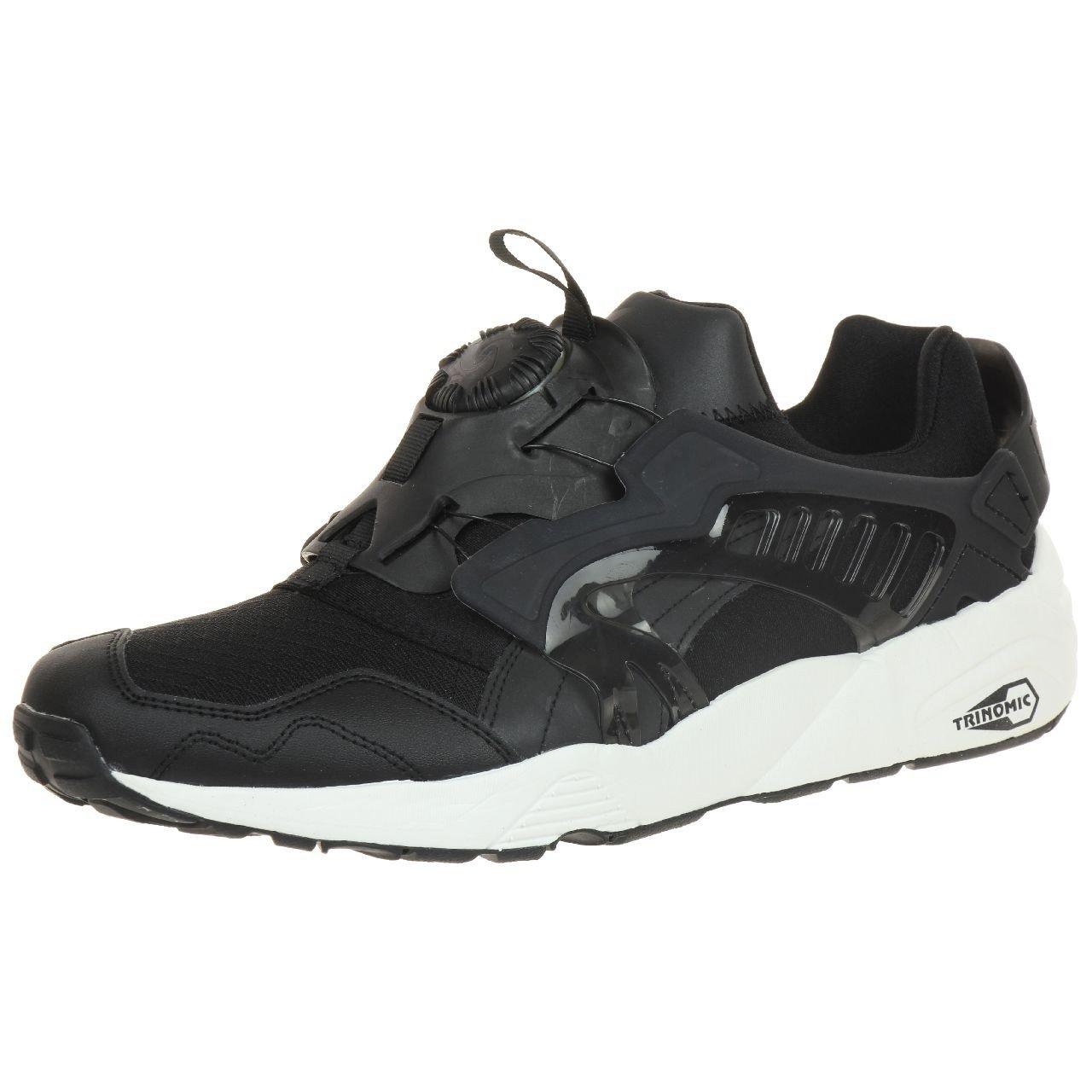 Puma Disc Blaze Modern Schuhe 10,5 schwarz Weiß