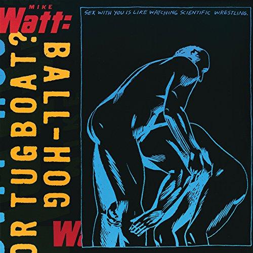 Vinilo : Mike Watt - Ball-hog Or Tugboat? (180 Gram Vinyl, 2 Disc)