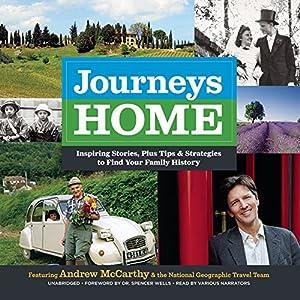 Journeys Home Audiobook