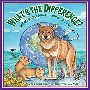 What's the Difference? An Endangered Animal Subtraction Story Audiobook