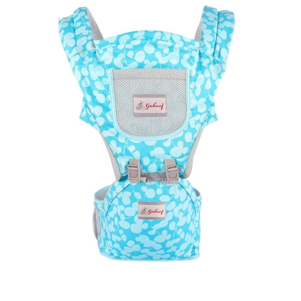 Front und Rückseite .Department Shop Multifunktional - Four Seasons Breath Strap - Baumwolle - geeignet für 3-36 Monate - für männliche und weibliche Baby - Schultergurt - Größe Hocker-5
