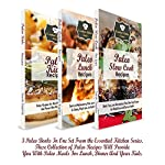 Paleo Book Collection: 3 Paleo Books in One Set from the Essential Kitchen Series | Sarah Sophia
