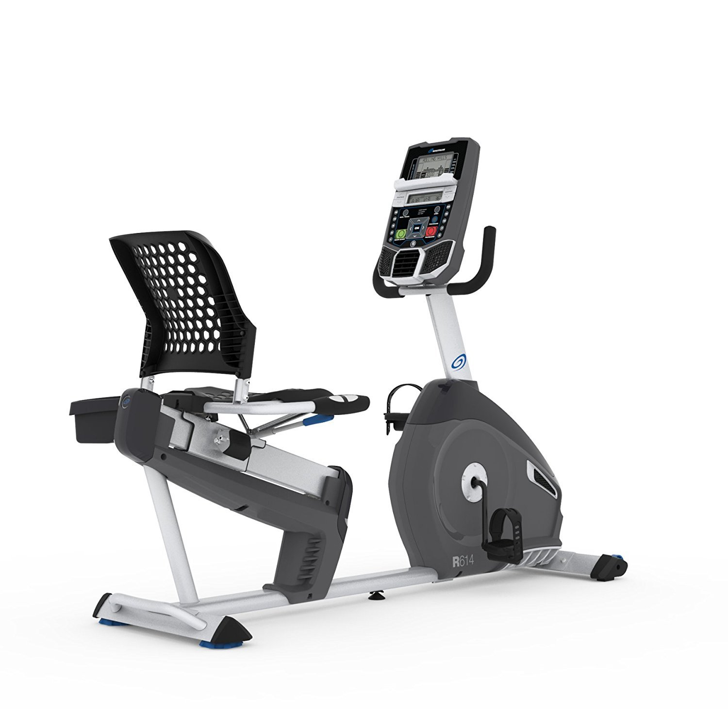 Nautilus R614 Recumbent Bike [並行輸入品]