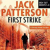 The Brady Hawk Series, Books 1-3 | Jack Patterson