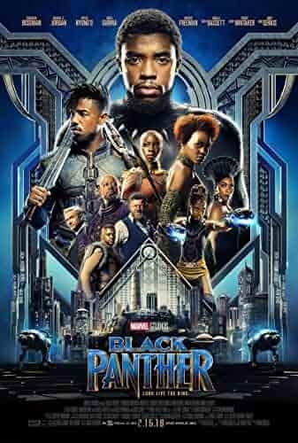 Black Panther DVD 2018